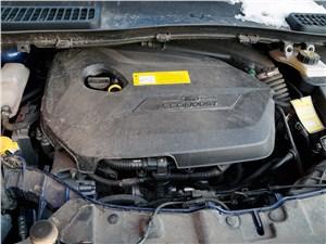 Ford Kuga 2013 двигатель