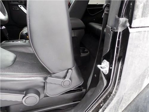 Предпросмотр jeep wrangler 2007 водительское кресло