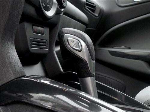 Ford EcoSport 2013 селектор «робота»