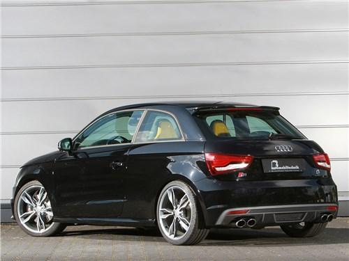 B&B | Audi A1 вид сзади