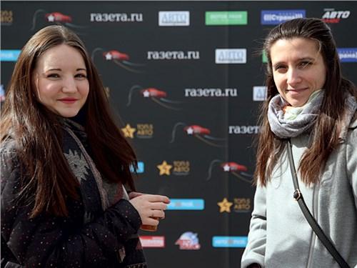 Яна Борисенко (Ketchum Maslov) и Екатерина Марковская (Skoda)