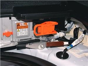 Предпросмотр lexus ct 200h 2011 багажное отделение