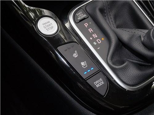 Kia Soul 2020 вентиляция передних сидений