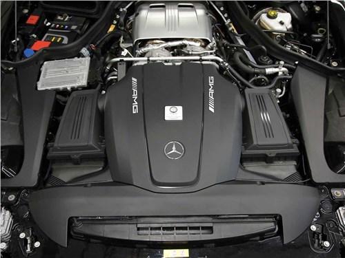 Posaidon | Mercedes-AMG GT R двигатель