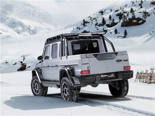 Brabus | Mercedes-AMG G 63 вид сзади