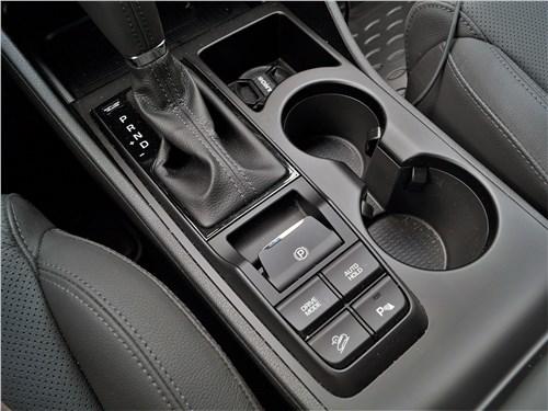 Hyundai Tucson 2019 подстаканники