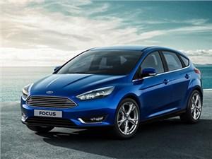 Ford опубликовал первые изображения обновленного Focus