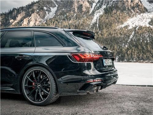 ABT Sportsline | Audi RS 4 задний свес