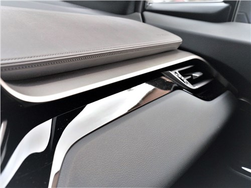 Toyota C-HR 2020 отделка салона