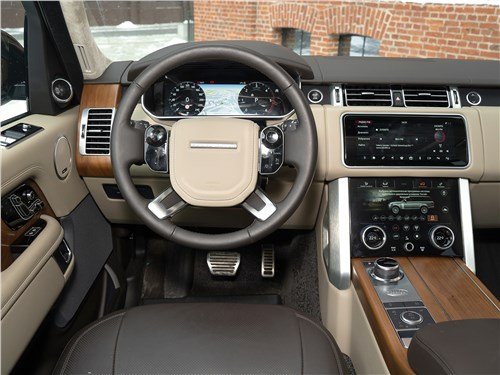 Land Rover Range Rover Westminster 3.0 TD AT L (2020) салон