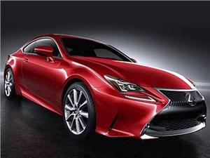 В Женеве Lexus представит новые купе RC и RC F SPORT