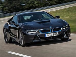 Спортивное купе BMW i8 появится на рынке уже этим летом