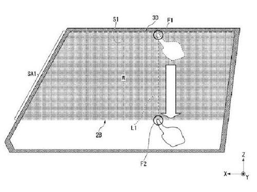 Новость про Honda - Honda запатентовала сенсорные стекла с тонировкой