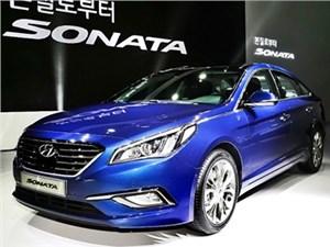 В Сеуле состоялась премьера нового поколения Hyundai Sonata для корейского рынка