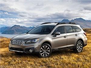 Subaru показал в Нью-Йорке новое поколение Outback