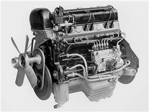 Двигатель легендарного Mercedes 300SL с механической системой прямого впрыска