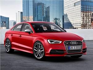 На российский рынок выходят хэтчбек и седан Audi S3