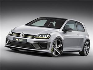 Воплотить в жизнь серийный Volkswagen Golf R400 оказалось не так просто