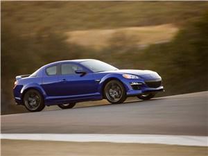Скорость и стиль по доступной цене (Audi TT, Chrysler Crossfire, Hyundai Coupe, Mazda RX-8, Mercedes-Benz SLK) RX-8 -
