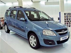Дилеры просят выпустить модификацию универсала Lada Largus с автоматической коробкой передач
