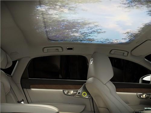 Новость про Volvo S90 - Volvo