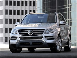 Новость про Mercedes-Benz M-Class - Mercedes-Benz М-class