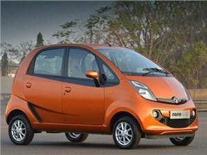 Новость про Tata Nano - Двигатель ситикара Tata Nano станет мощнее