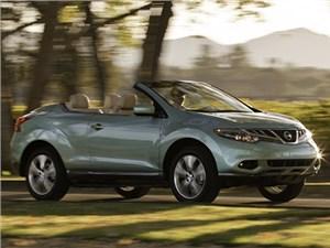 В новом поколении семейства Nissan Murano не будет кабриолета