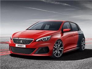 Концепт «заряженной» версии Peugeot 308 дебютирует в Москве