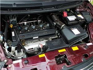 Lifan Celliya 2014 двигатель