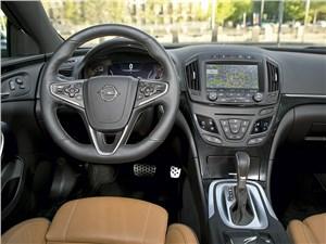 Opel Insignia - Opel Insignia 2014 водительское место