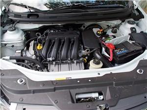 Nissan Almera 2014 двигатель