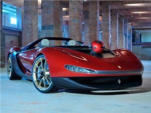 Итальянское ателье Pininfarina запускает серийное производство суперкаров Sergio