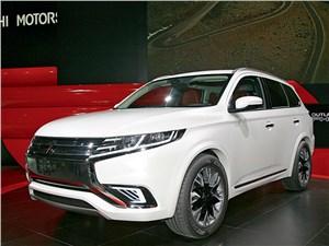 Mitsubishi Outlander PHEV Concept-S 2014