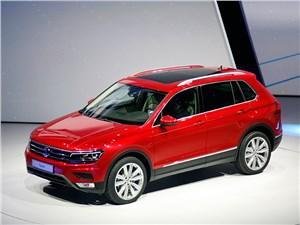 Volkswagen Tiguan встанет на конвейер завода Volkswagen в Калуге