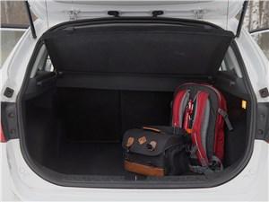 Brilliance V5 2014 багажное отделение