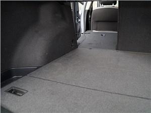 Chevrolet Cruze SW 2013 багажное отделение