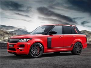 Startech Range Rover вид спереди