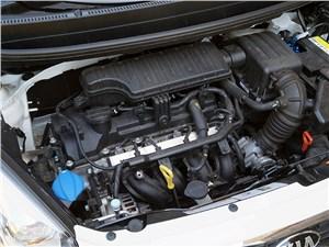 Kia Picanto 2015 двигатель