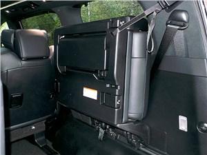 Toyota Alphard 2015 сиденья третьего ряда