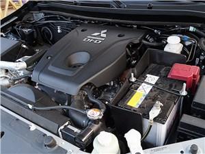 Предпросмотр mitsubishi l200 2015 двигатель