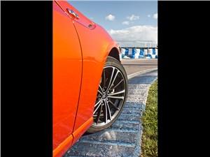Toyota GT86 2012 колесо