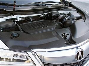 Предпросмотр acura mdx 2014 двигатель