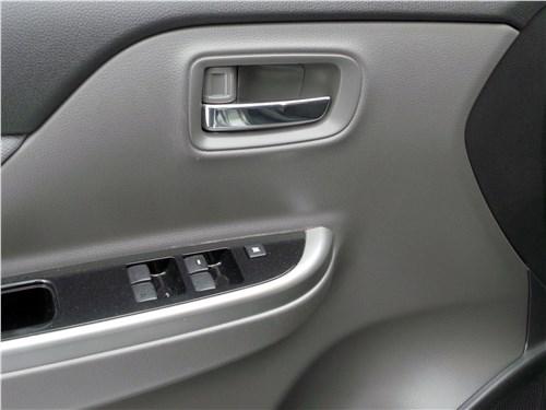 Fiat Fullback 2016 дверь