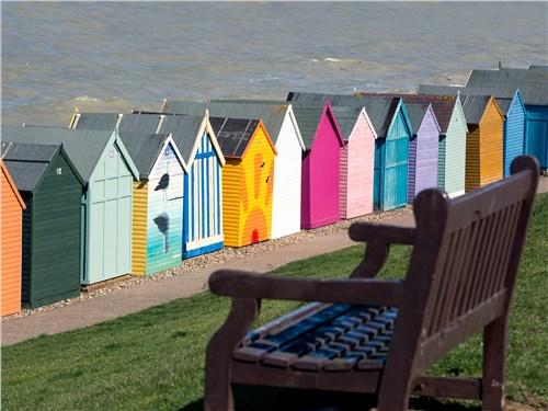 Крошечный пляжный домик на берегу моря – мечта практически каждого лондонца