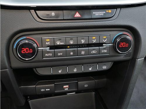 Kia XCeed 2020 климат-контроль