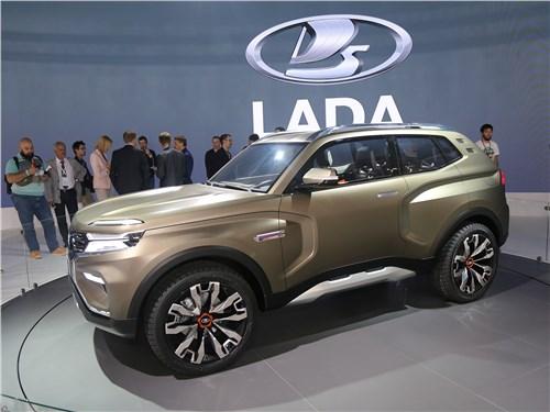 Lada 4x4 Vision концепт