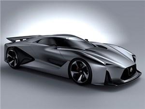 Nissan GT-R нового поколения получит сверхмощную гибридную силовую установку