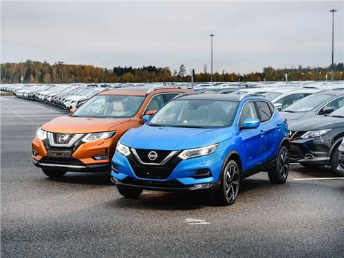 Nissan начал продажи новых Qashqai и Nissan X-Trail