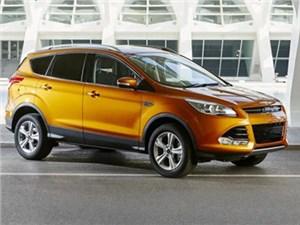 Обновленный Ford Kuga вышел на британский рынок